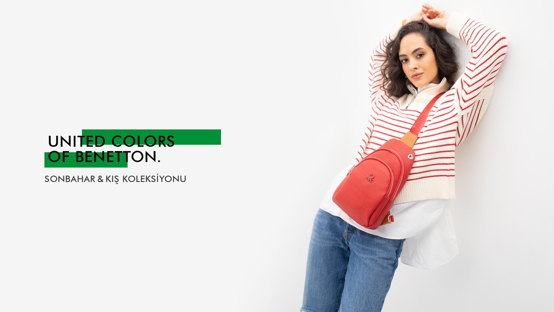 United Colors of Benetton Sonbahar & Kış Koleksiyonu